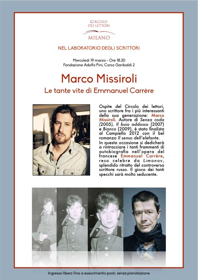 Missiroli - Carrère