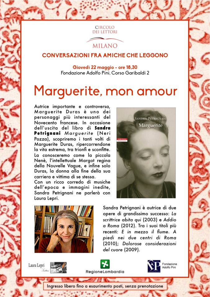 Marguerite, mon amour