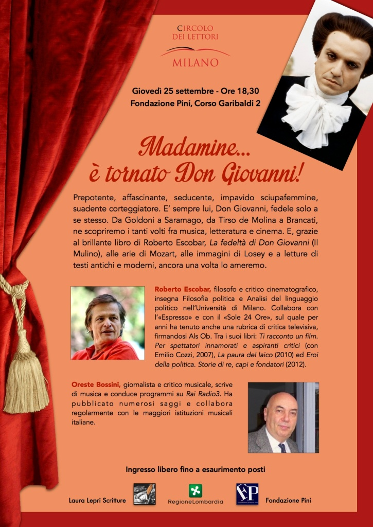 Don Giovanni corretto